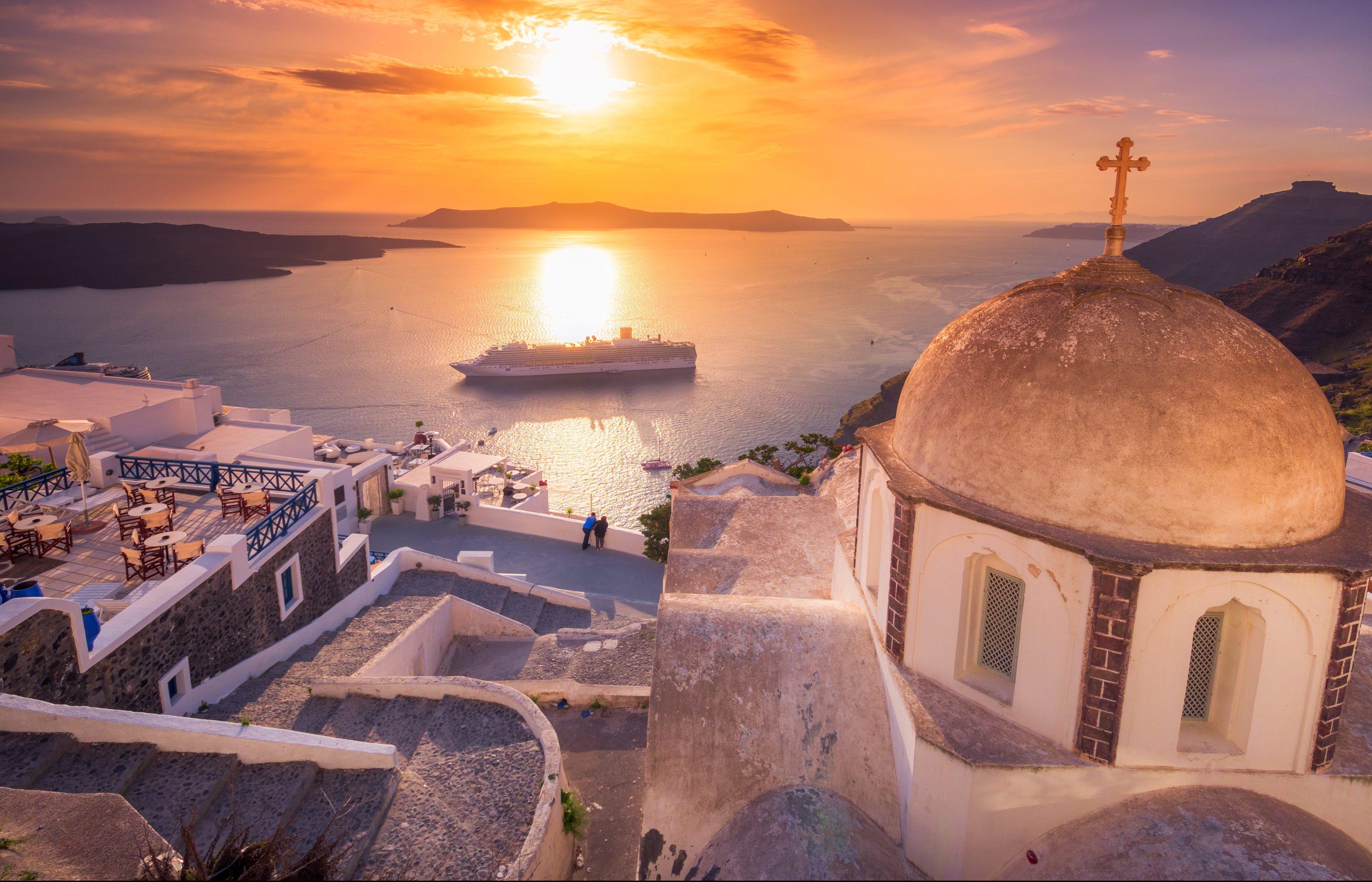 Atenas, Islas Griegas y Estambul
